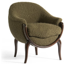 Eclectic Armchairs by jeandemerry.com
