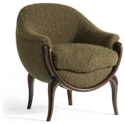 Eclectic Armchairs And Accent Chairs by jeandemerry.com