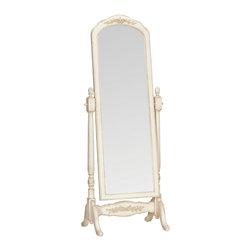 Miroir poser au sol moderne for Grand miroir a poser au sol