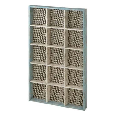 MIDWEST CBK - Wall Shelf with Woven Pattern Background - Wall Shelf with Woven Pattern Background. Shop home furnishings, decor, and accessories from Posh Urban Furnishings. Beautiful, stylish furniture and decor that will brighten your home instantly. Shop modern, traditional, vintage, and world designs.