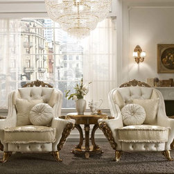DOLCEVITA armchairs set - Dolcevita armchair. Made in Italy.