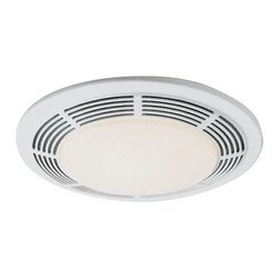 100 CFM Exhaust Fan with Light -