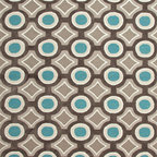 Jaipur Rugs - Modern Geometric Pattern Blue Polyester Tufted Rug - BR30, 7.6x9.6 - A youthful spirit enlivens Esprit, a collection of contemporary rugs with joie de vivre! Punctuated by bold color and large-scale designs, this playful range packs a powerful design punch at a reasonable price.
