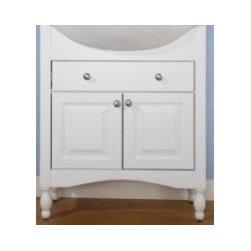 Empire Industries Empire Windsor White Bathroom Vanity - Manufacturer