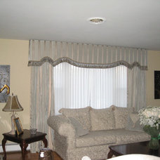 Window Treatments by Curtain Plus