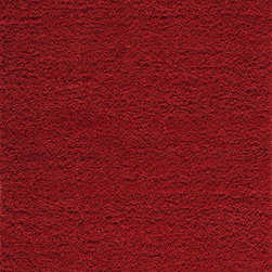 "Rugs America - Shag Vero Beach Hallway Runner 2'3""x7'11"" Runner Lipstick Red Area Rug - The Vero Beach area rug Collection offers an affordable assortment of Shag stylings. Vero Beach features a blend of natural Lipstick Red color. Machine Made of 100% Heatset Polypropylene the Vero Beach Collection is an intriguing compliment to any decor."