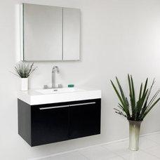 Modern Bathroom Vanities And Sink Consoles by Hayneedle