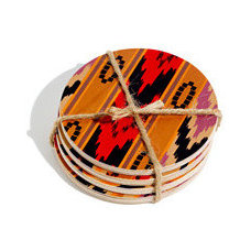 Eclectic Coasters by Madewell