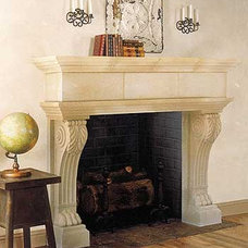 Indoor Fireplaces by Renaissance Kitchen and Home