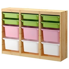 Modern Toy Storage by IKEA