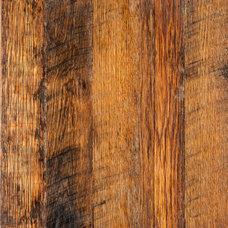 Rustic Hardwood Flooring by Cochran's Lumber & Millwork
