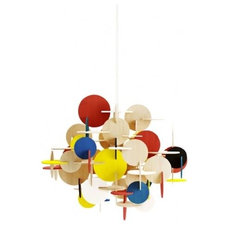 Contemporary Pendant Lighting by A WHITE ROOM