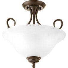 Transitional Flush-mount Ceiling Lighting by Buildcom