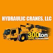 Hydraulic Cranes LLC Logo