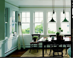 Andersen Windows 400 Series - The most popular windows and doors from the brand rated by builders and remodelers as the most durable, most weathertight, highest quality and easiest to install.