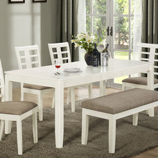 Contemporary Dining Tables by Modern Furniture Warehouse