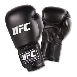 UFC Leather Heavy Bag Gloves