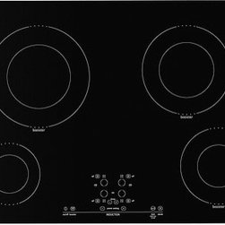 Mikael Warnhammar - NUTID Induction cooktop - Induction cooktop, black