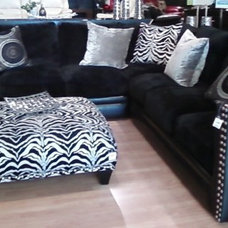Eclectic Sectional Sofas by The Roomplace