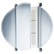 Bathroom Mirrors by PoshHaus