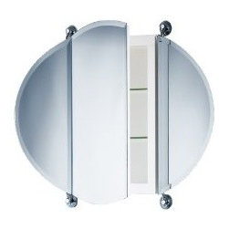 American Standard 6771 Standard Collection Mirror with Medicine Cabinet, Polishe -