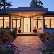 Contemporary Exterior by David Eichler Photography