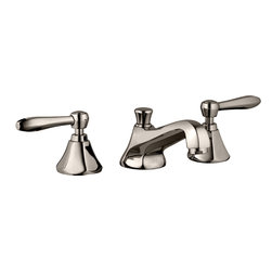 Grohe - Grohe 20133EN0 Polished Nickel Somerset Two Handle Widespread Lav Faucet - Grohe 20133En0 Polished Nickel Somerset two handle Widespread Lav Faucet