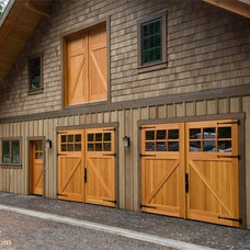 Garage Doors by Real Carriage Door Company