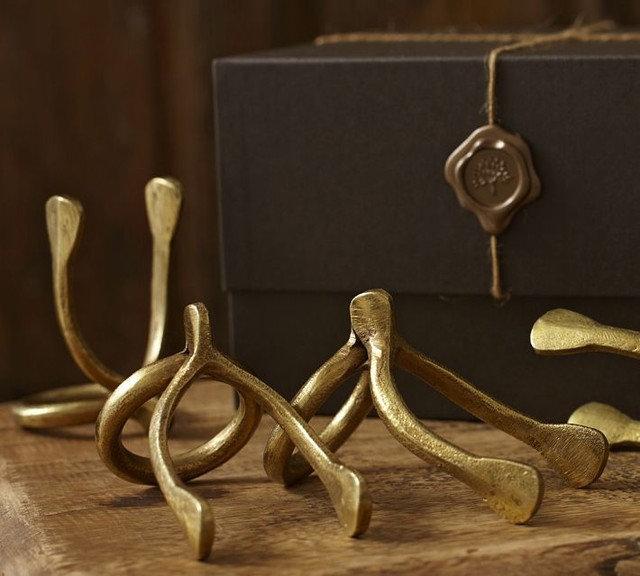 Contemporary Napkin Rings by Pottery Barn