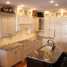 Traditional  by Mark IV Kitchen Gallery