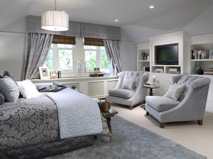 Before and After: Luxurious Master Bedroom Retreat : Decorating : Home & Garden