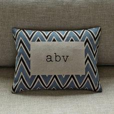 Modern Decorative Pillows by West Elm
