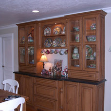 Traditional Dining Room by Kitchens of Diablo