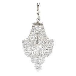 Decorative Crafts - Decorative Crafts Crystal Chandelier - 7526 - Features