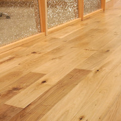 eclectic wood flooring by Burchette & Burchette Hardwoods