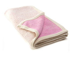 Sefte Living - Sefte Kimsa Baby Blanket Pink - Warm smiles, soft hugs and a warm embrace all come with this incredibly soft baby blanket. Handcrafted by Peruvian artisans, it offers an ecofriendly embrace while your infant sit and sleeps in the lap of luxury.