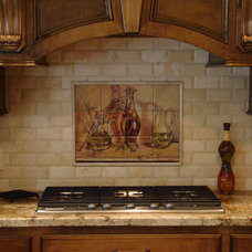 traditional kitchen tile by The Tile Mural Store (USA)