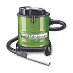 RICHPOWER - POWERSMITH PAVC101 ASH VACUUM - Cleans warm and cool ash out of fireplaces, wood and pellet stoves, and BBQ grills. Heat-Resistant filter system captures the finest dust and ash. Includes metal hose, metal nozzle, casters, 2 extension wands, brush nozzle, turbo nozzle and filter. Quiet   75 db motor.          Cap Gal=3  This item cannot be shipped to APO/FPO addresses.  Please accept our apologies