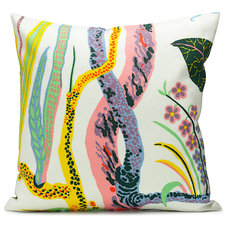 tropical pillows by Svenskt Tenn
