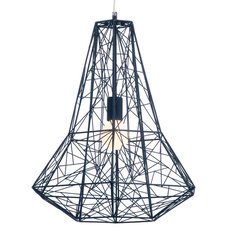 Industrial Ceiling Lighting by Dynamic Home Decor
