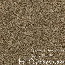 Mohawk Urban Bustle - Mohawk Carpet Urban Bustle, Rugby Tan polyester Everstrand BCF carpet. Available at HFOfloors.com.