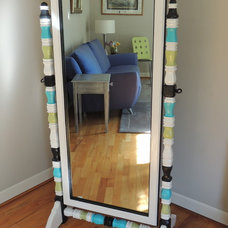 Traditional Mirrors by reStyled furnishings