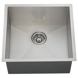 Contemporary Kitchen Sinks by MR Direct Sinks and Faucets