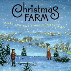 Christmas Farm - This book inspired my family to go and cut down our own tree this year. It's such a beautiful book, and we'll be sure to read it again next year.
