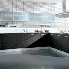Modern Kitchen by Poliform USA