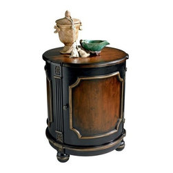 Butler Specialty - Butler Specialty Drum Table -584104 - Butler products are highly detailed and meticulously finished by some of the best craftsmen in the business.