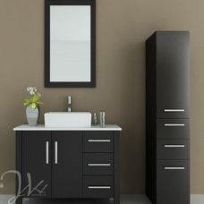 Bathroom Vanities And Sink Consoles by BathGems