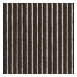 Black & White Pinstripe Woven Fabric - Black & white woven ticking stripe as classic as chic & shiny piano keys.Recover your chair. Upholster a wall. Create a framed piece of art. Sew your own home accent. Whatever your decorating project, Loom's gorgeous, designer fabrics by the yard are up to the challenge!