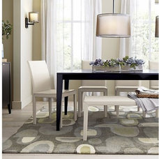 Triad Extension Dining Table in Dining Tables | Crate and Barrel