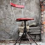 European vintage industrial furniture - Real industrial chairs no. 6